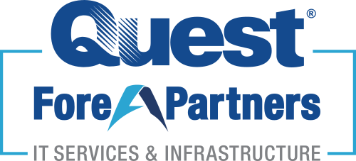 Quest and Fore A Partners Logo